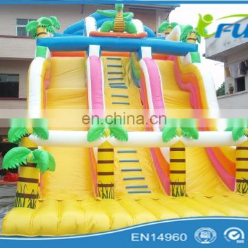 beautiful inflatable slide inflatable forest slide inflatable animal slide