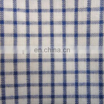 2015 new check design for T-shirt fabrics