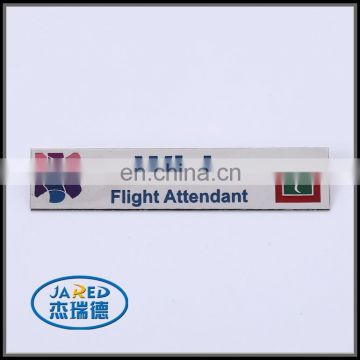 Unique Resuable Blank Magnetic Name Badge