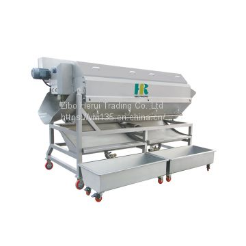 Onion / garlic / potato peeling machine