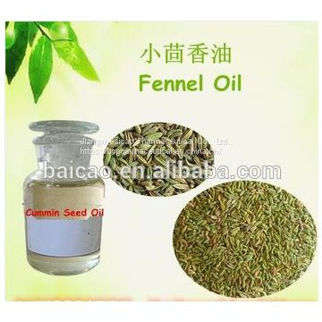 OEM/ODM CAS NO. 8006-84-6 fennel bitter oil Purity Cummin Seed Oil plant essential oil