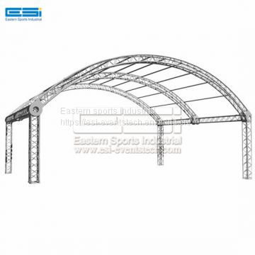 Outdoor speaker  truss lift tower,mobile truss system,tv truss system,best truss design