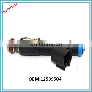 Baixinde brand fuel Injector Set 12599504 OEM (4) Chevy Gm Colorado Canyon 2.9L 3.7L Performance fuel injectors
