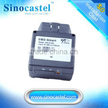 mileage monitoring car and truck obdii gps tracker of obd car