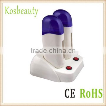 wax heater roll on,salon equipment professional double wax warmer,hair styling wax machine
