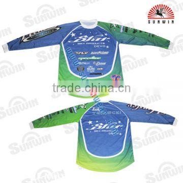 ... Custom Design High Quality Bmx Jerseys Professional Downhill Free Ride  Jersey ... 24fe6ce0f