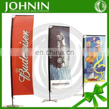 outdoor advertising promotion beach flag