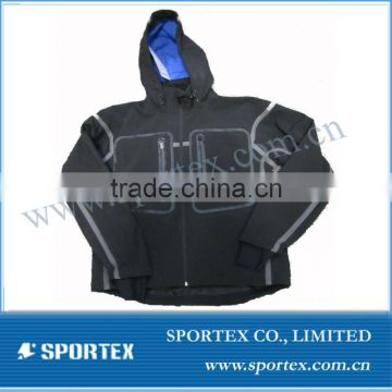 2015 fashion design jacket softshell from china