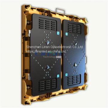 New Design P10mm Outdoor Rental LED Display Standard Size 960mmx960mm,Die Casting Magnesium Alloy Cabinet