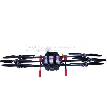 GPS electricity industrial drone professional uav with good price