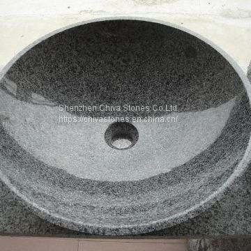 Granite & Marble Round Wash Basin Vanity Sink For Kitchen Bathroom Sanitary Ware