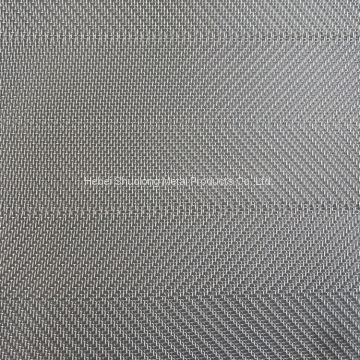 Shuolong Glass Laminated Mesh Stainless Steel Architectural Mesh Screen