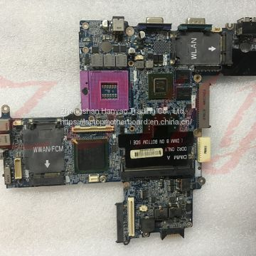 cn-0r872j 0r872j for dell d630 laptop motherboard ddr2 pm965 la-3302p g86-621-a2 Free Shipping 100% test ok