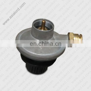 High Quality Zinc And Brass Pressure Reducing Valve Lab Gas Valve