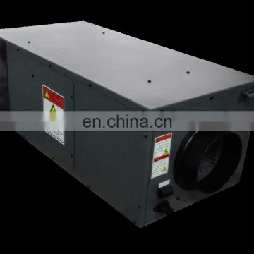 Room dehumidifier ceiling type with 68L big capacity