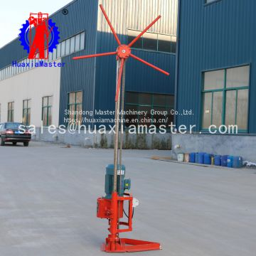 Spot supply of QZ-2A three-phase electric coring drill engineering rock and soil sampling rig