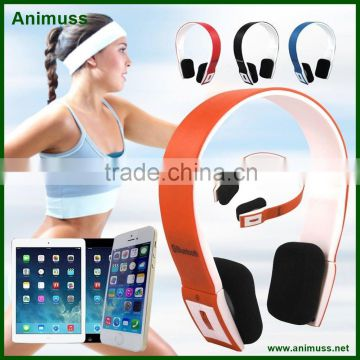2016 Fashion music wireless bluetooth headphones headsets for iPhone Nokia HTC Samsung LG Cellphones laptop computers                                                                         Quality Choice