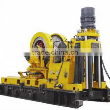 HF-9 drill rig for natural gas extraction