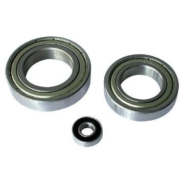 6002 6003 6004 6005 Stainless Steel Ball Bearings 17*40*12mm High Speed