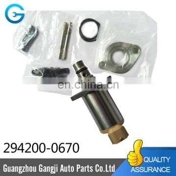 High Quality Fuel Pump Suction Control Valve SCV 294200-0670 for Hyundai