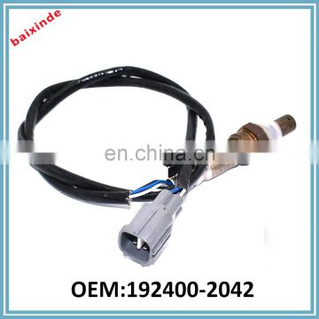 BAIXINDE Latest Products Genuine 4 WIRE Oxygen Lambda Sensor OEM 1924002042 192400-2042 for Subarus IMPREZA 2.0 TURBO