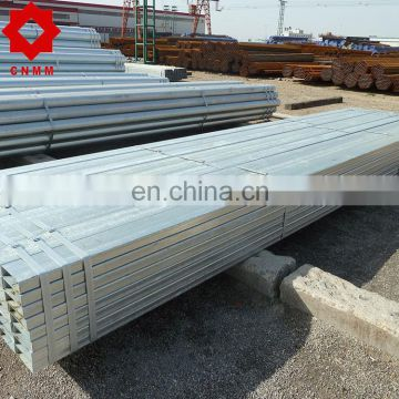 35mm diameter z60-80 steel hollow section galvanised pipe for sale