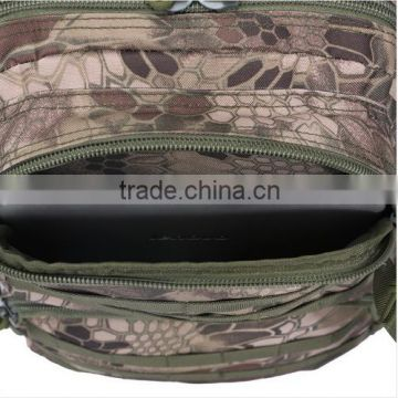 Outdoor Hiking Backpack Camo Military Backpack