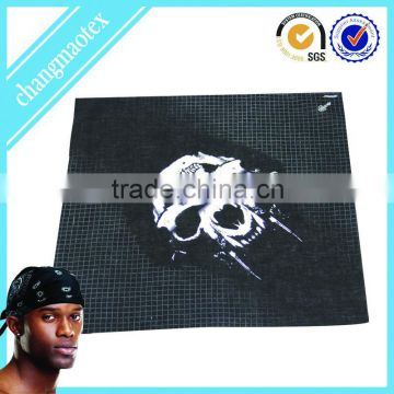 popular skull cotton cheap skull bandana