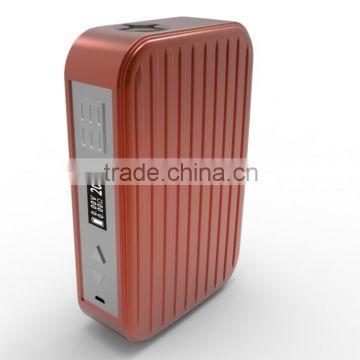 Free sample e cig box mod free shipping 120w Temperature Control