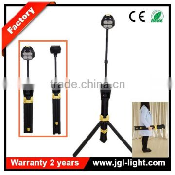camping equipment cree 20w rechargeable outdoor lights with Tripod area light