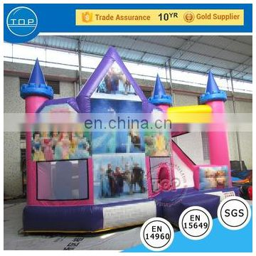 TOP INFLATABLES Multifunctional adult inflatable jumping castle baby bouncer vibrating water slide boat