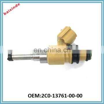 OEM Fuel Injector 2C0-13761-00-00 For Yamaha