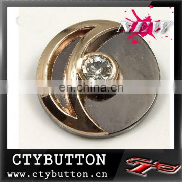 CTY-EZ(009) western metal buttons snap rivet