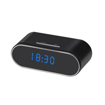 hd 1080p mini hidden wifi clock camera