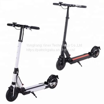 cheap 8 inch  electric kick scooter easy folding