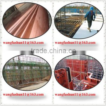 Factory price 18mm black,red,brown Film faced plywood for