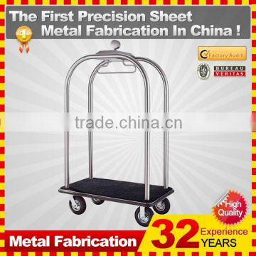 kindle 2014 new durable folding professional customized grocery shopping trolley cart for sale