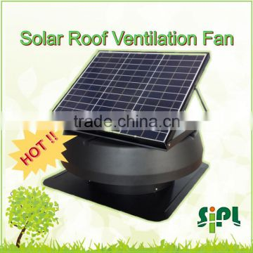 Sunny solar power home ventilator roof air extractor poultry vent kits ventilation fan