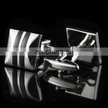 2016 Promotional high quality factory price mens cufflinks