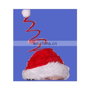 New 2012 super plush christmas spring dancing hat
