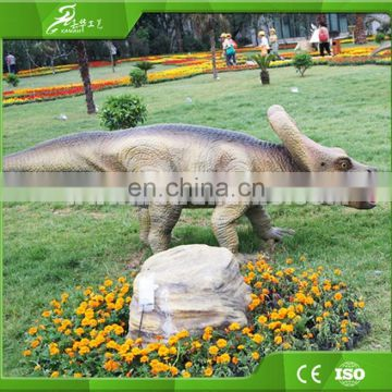 Fiberglass Trex statue real size dinosaur sculpture resin dinosaur model for sale