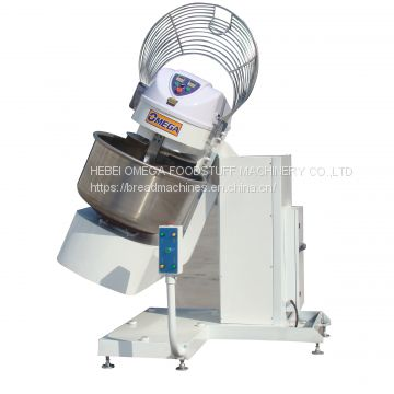 Tipping spiral mixer with heavy duty for selling