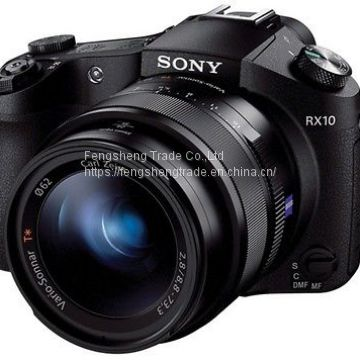 Cheap Sony Cyber-shot DSC-RX10 Digital Camera with T* 24-200mm F2.8 Lens