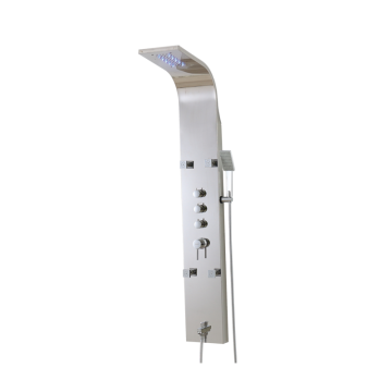 Wholesale Discount Computerized Thermostatic LED Shower Panel