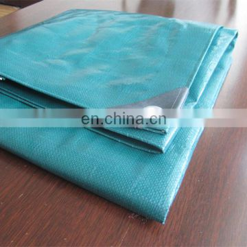 Best quality 12*12 mesh rainproof and sun protection PE tarp