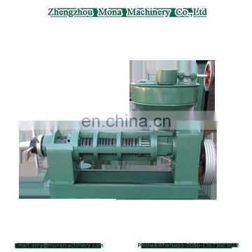 Core technology design High oil rate small home use oil pressing machine