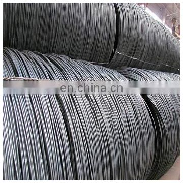 SCM 435 hot rolled and cold drawn wire rod