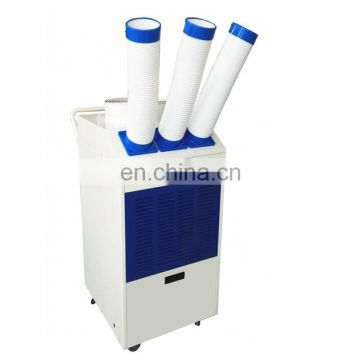OEM/ODM air conditioner one-body design with wheels for workshop