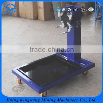 Max 4400LBS Loading Capacity Fodable Engine Test Stand For exporting