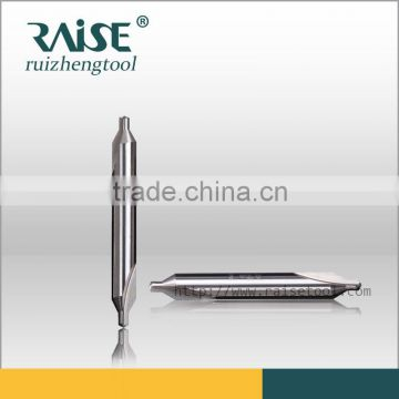 solid carbide DIN333 metric standard center drills